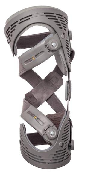 オズール社の膝装具「アンローダーワン」イメージ図