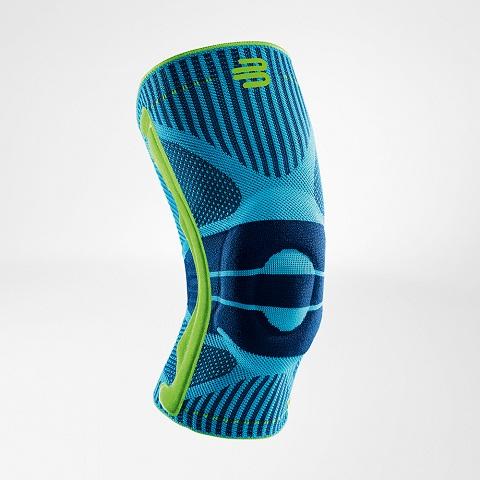 スポーツニーサポートイメージ図-膝サポーター