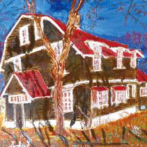 『旧出納邸』
