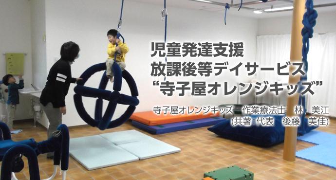 寺子屋オレンジキッズ     チームで感覚統合