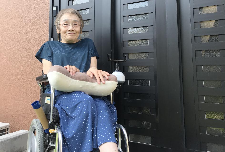 「生きているうちは働きたい!」ITスキルを習得し就労を実現した脳性麻痺の方へのインタビュー