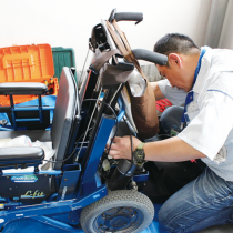 電動車椅子を定期点検することの効果