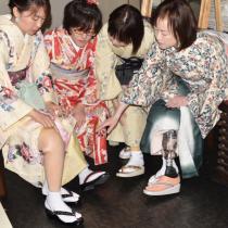 義足女子会 ハイヒール・フラミンゴ(NPO法人)と共に歩む!